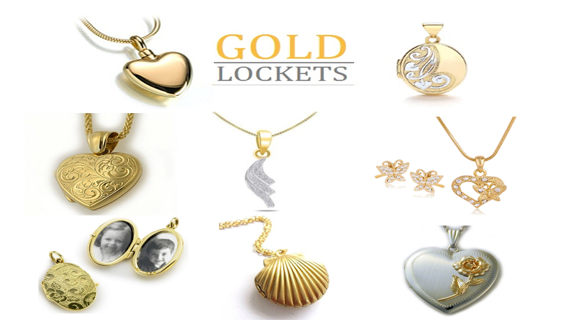 Gold Lockets