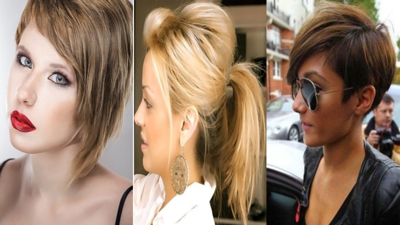 9 Trendy and Cute Short Hairstyles for Girls