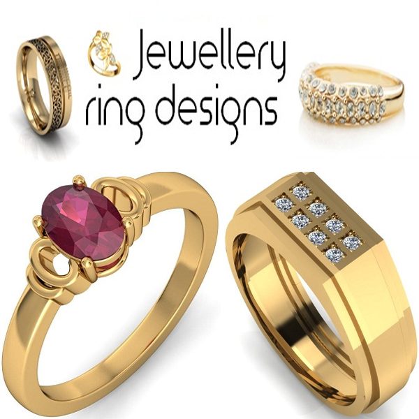 3cea4aa52a2d7 25 Popular & Latest Jewellery Ring Designs for Women & Men