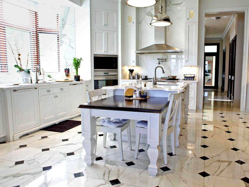 Latest Kitchen Tiles Designs