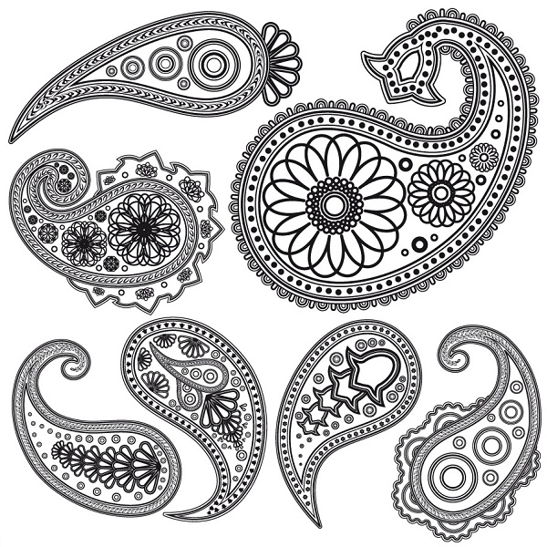 Latest Mehndi Stencils Designs