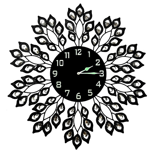 50 Latest & Best Wall Clock Designs With Pictures In 2019