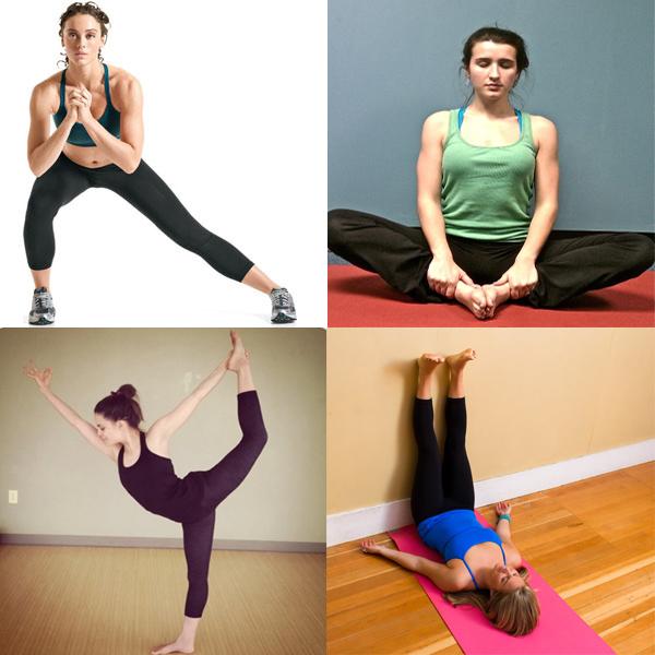 Leg Stretching Exercises