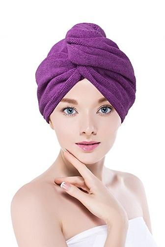 Lightweight Hair Towel