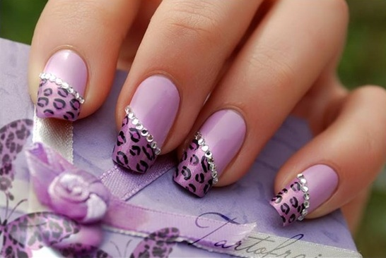 10 Latest Leopard Print Nail Art Designs With Images Styles At Life