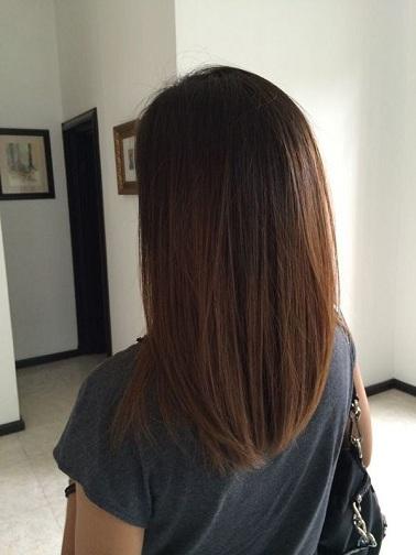 U Shaped Haircut For Medium Hair 9 Beautiful U S...