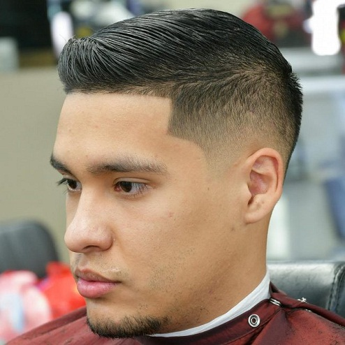 Low Fade Hairstyles