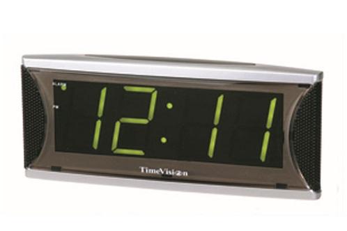 Low Vision LED Clock