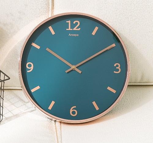 Luxury Modern Silent Non-Ticking Wall Clock