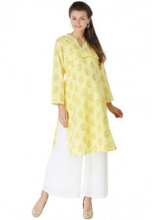 Mango Motif Kurta Pajama