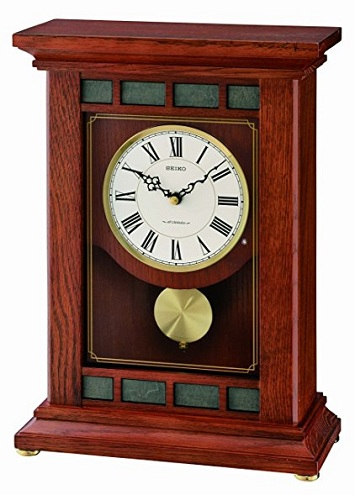 Mantel Musical Collection Clock