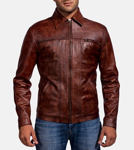 30 Best Leather Jackets Designs For Stylish Men Styles At Life