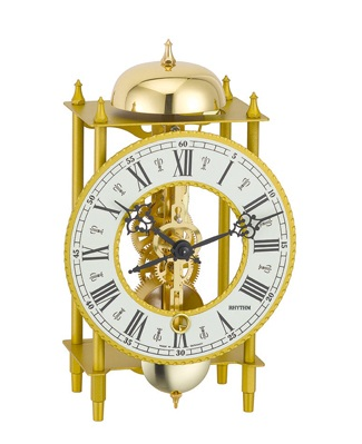 Mechanical Clock Timepiece