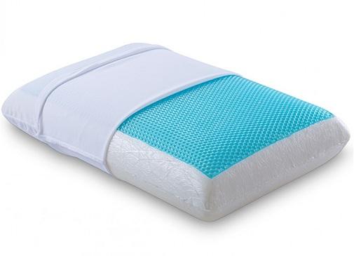 Memory Foam Gel Pillow for Sleeping Cool