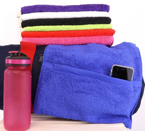 Men's gym towel