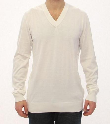 Men's Stunning V-neck Sweaters