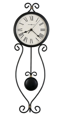 Metal Pendulum Clock