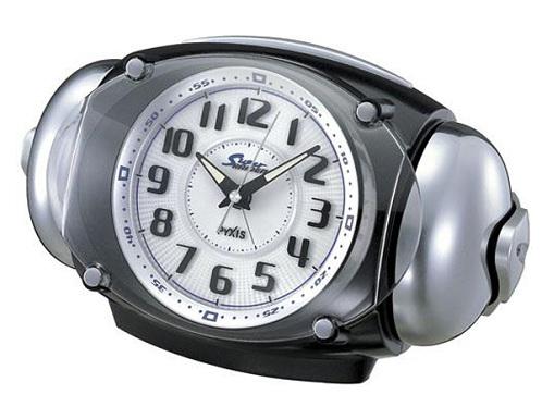 Metallic Loud Alarm Clock