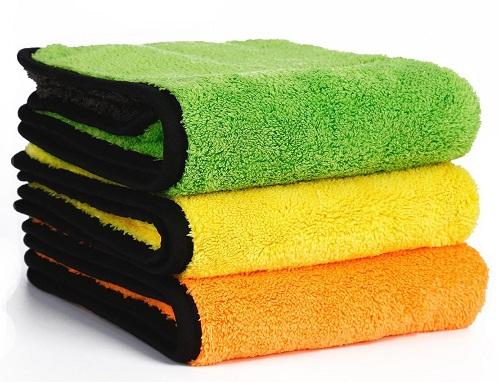 Microfiber Detailing Towel