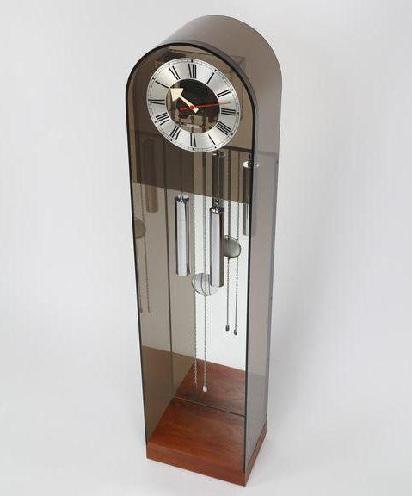 Mid-Century Modern Grandfather Clocks