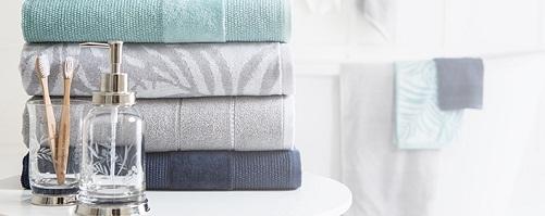 Modern Bath Towels