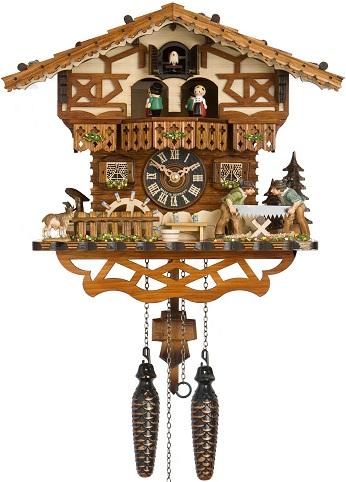 Musical Cuckoo Clock