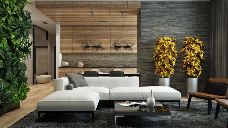 living hall designs
