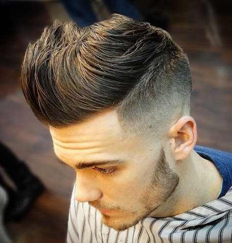 Neat Polished Quiff