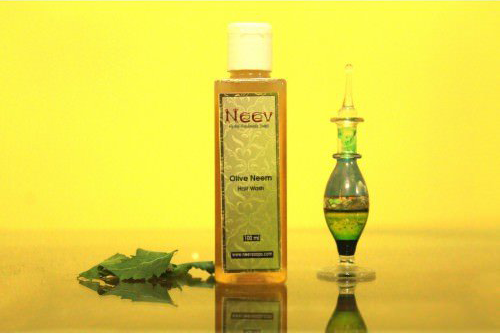 Neev Olive Neem Shampoo