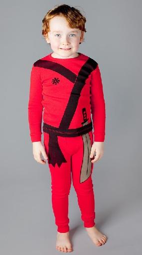 Ninja Pajama Set