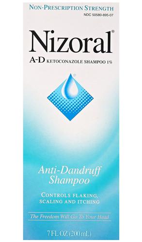 Antifungal Shampoos