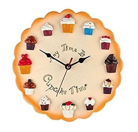 Novelty Kitchen Clock