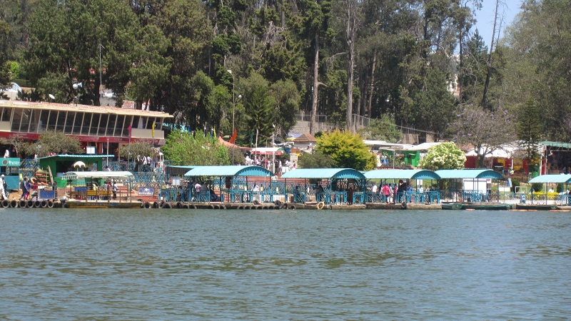 Ooty Honeymoon Places
