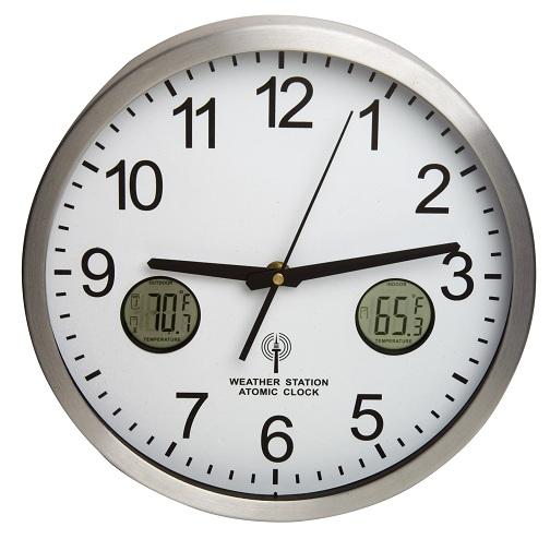 Outdoor Atomic Clock