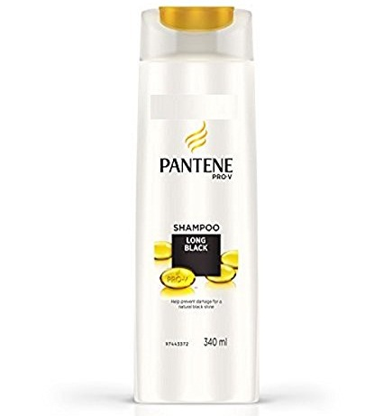 Pantene Long Black Shampoo