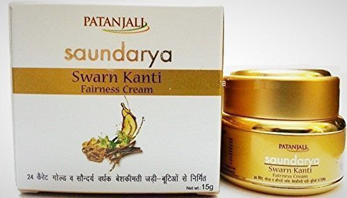 Patanjali Swarna Kanti Fairness Cream