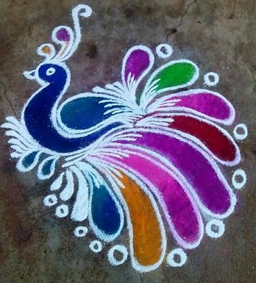 Telugu Rangoli Designs