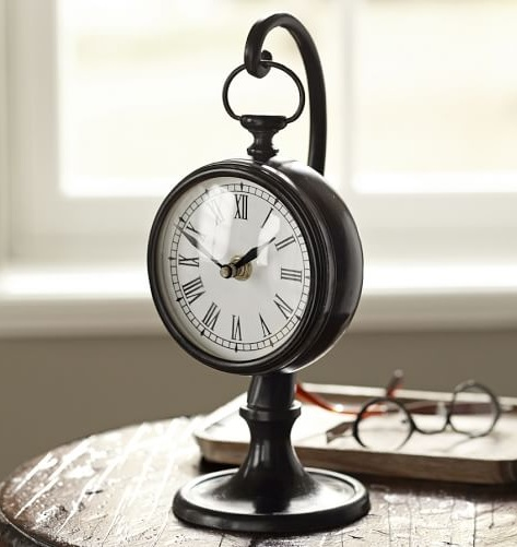 Pendant Type Vintage Desk Clocks