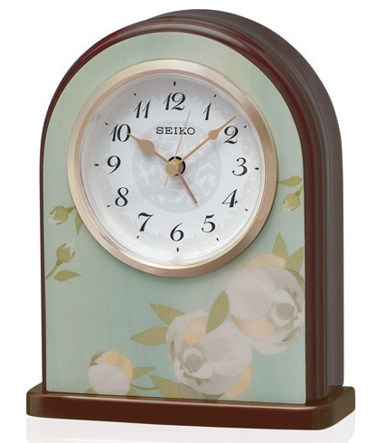 Pendulum Table Clock