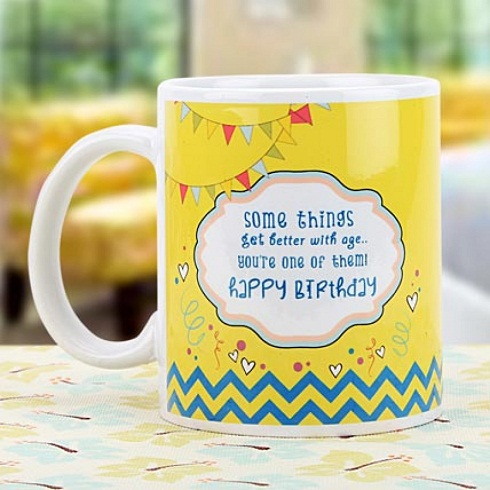 Personalized Coffee Mugs Birthday Gifts