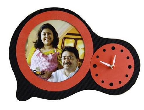 Personalized Table Clock
