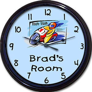 Personalized Bedroom Clock