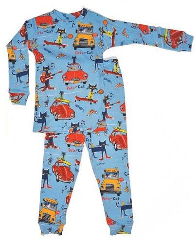Pete The Cat Blue Pajama