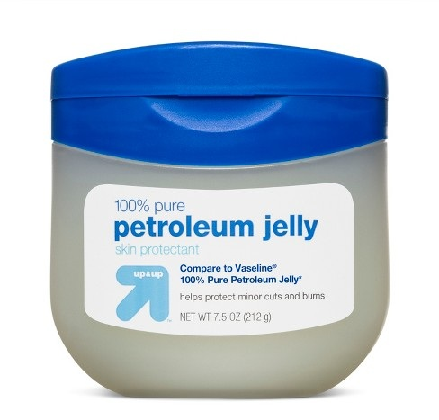 Petroleum Jelly for Wrinkles from Hands