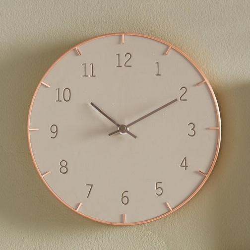 Piatto Wall Clock