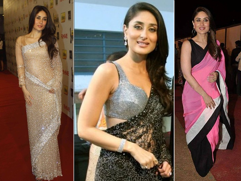 pics of kareena kapoor khan in saree