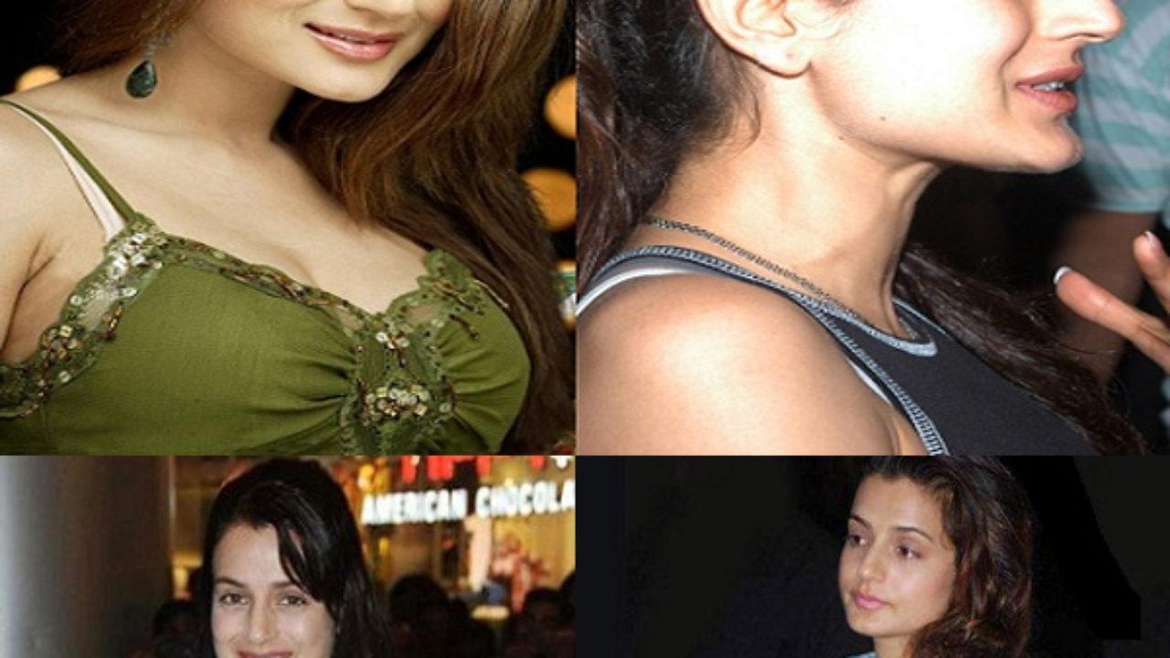 Amisha Patel Nangi Photo 10 pictures of amisha patel without makeup   styles at life
