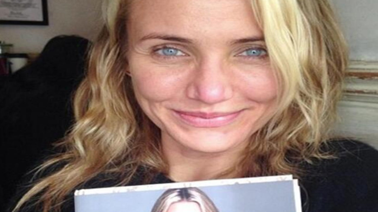 a5b70900e3d 8 Pictures of Cameron Diaz without Makeup