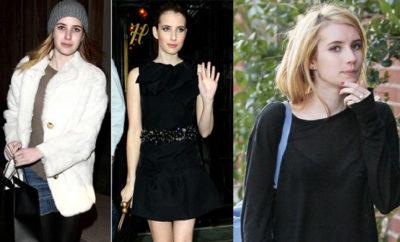 Emma Roberts without Makeup
