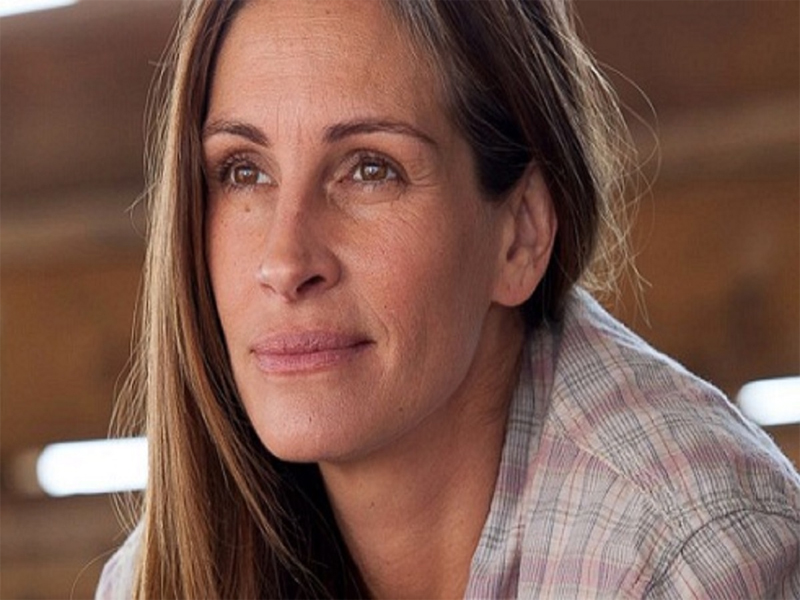Julia Roberts without Makeup